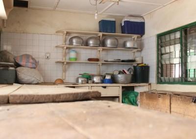 Küche im Centre