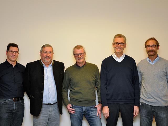 Der Vorstand der KDH-Korschenbroich